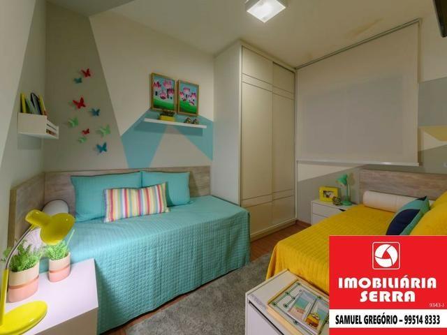 SAM 192 Vista da Reserva - 2 quartos - ITBI+RG grátis - Camará - Foto 4
