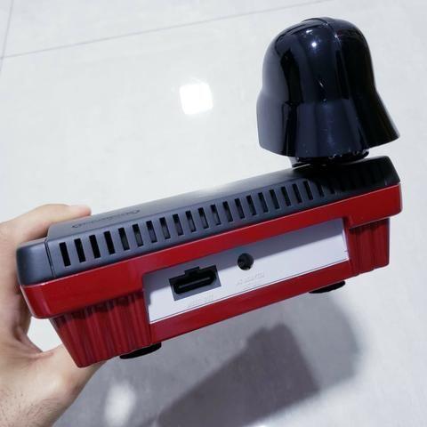 """Super Nintendo personalizado """"Star Wars"""" - Foto 3"""