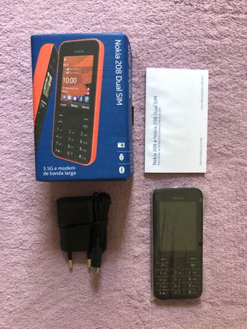 Nokia 208 Dual Sim - Foto 2
