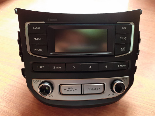Radio Original Hyundai Hb20