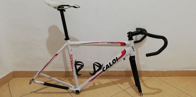Quadro Speed Caloi Sprint 20 - Foto 4