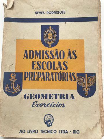 Livro admissão as escolas preparatórias forças armadas