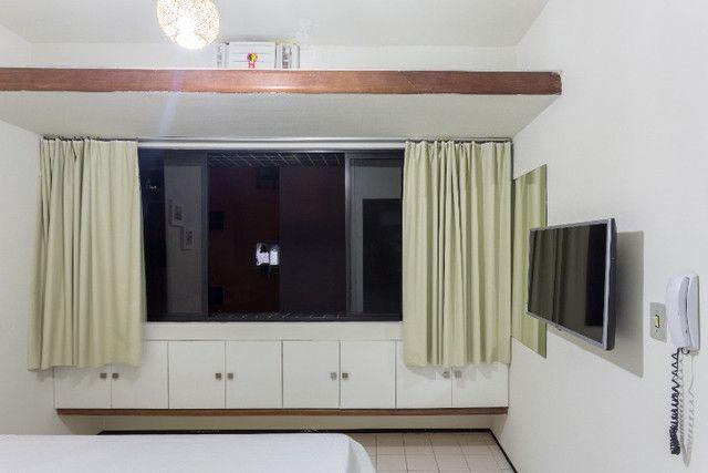 Flat 303, 6º Pavimento, Boa Viagem, Recife, sala & quarto, pertinho do mar, local top - Foto 11