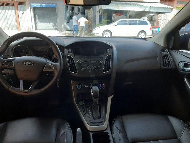 Ford Focus SE Fastback 2.0 Automático - Flex - 2017 - Foto 7