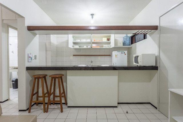 Flat 303, 6º Pavimento, Boa Viagem, Recife, sala & quarto, pertinho do mar, local top - Foto 6