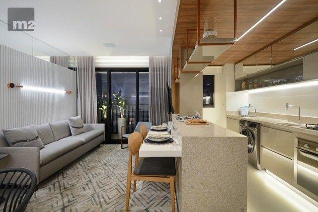 Apartamento à venda com 2 dormitórios em Setor bueno, Goiânia cod:M22AP1176 - Foto 8