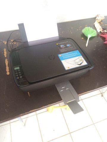 Impressora HP com buck original de fabrica e com wi-fi - Foto 2