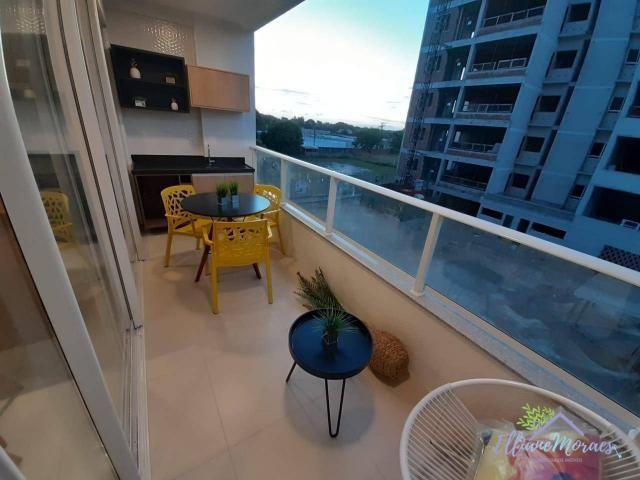Apartamento à venda, 73 m² por R$ 288.115,00 - Centro - Eusébio/CE - Foto 10