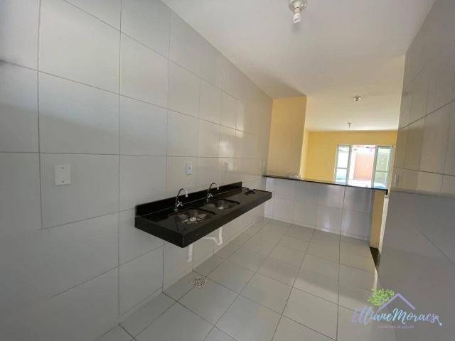 Casa à venda, 120 m² por R$ 280.000,00 - Lagoinha - Eusébio/CE - Foto 11