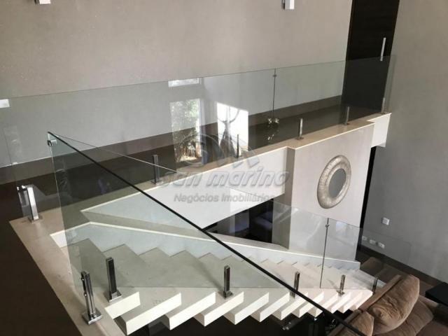 Casa de condomínio à venda com 4 dormitórios em Maria marconato, Jaboticabal cod:V2559 - Foto 4