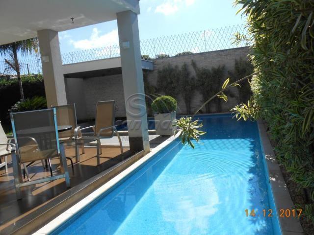 Casa de condomínio à venda com 4 dormitórios em Maria marconato, Jaboticabal cod:V2559 - Foto 16