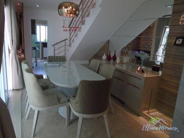Casa à venda, 137 m² por R$ 480.000,00 - Amador - Eusébio/CE - Foto 7