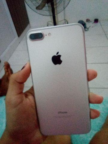 Vendo iPhone 7 plus, 32 gb - Foto 4