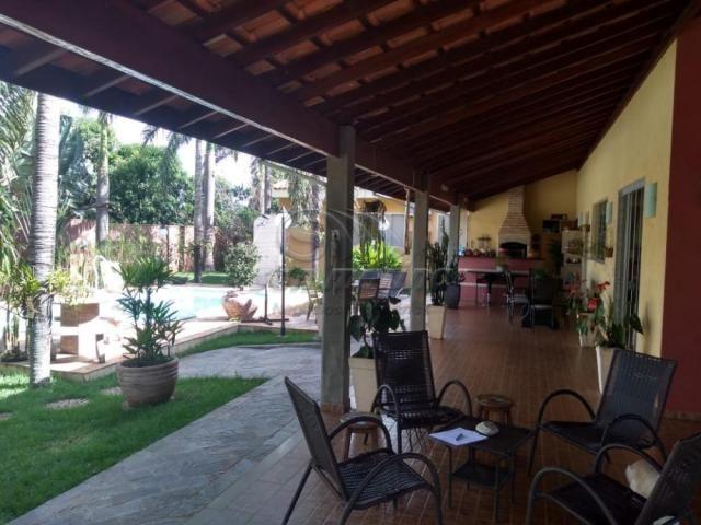 Chácara à venda com 4 dormitórios em Jardim morumbi, Jaboticabal cod:V4096 - Foto 3