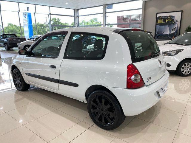 Renault Clio Completo 2 Portas 2011, Bancos Couro, Valor Repasse . - Foto 4
