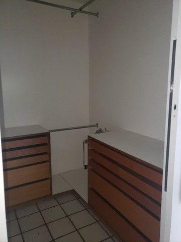 BOUC08 - Apartamento para alugar, 4 quartos, sendo 3 suítes, lazer completo, no Parnamirim - Foto 14