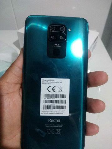 Xiaomi redmi note 9 128 GB NOVO - Foto 2