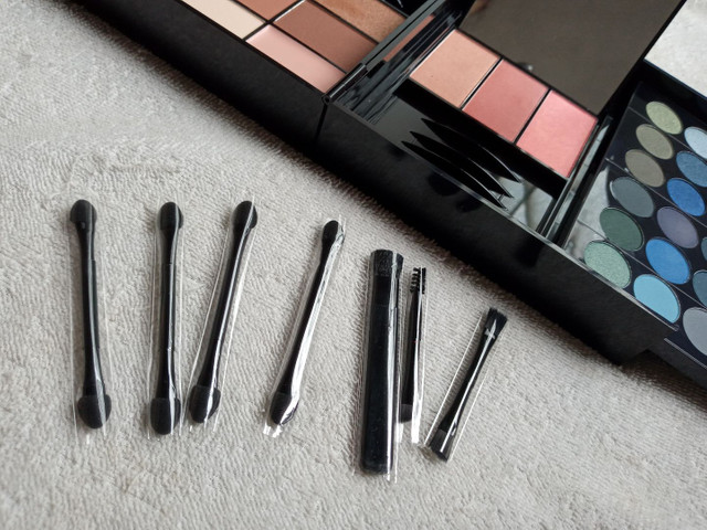 kit de maquiagem *flashback make b* - Foto 3
