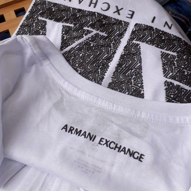 Camiseta Armani Exchange - Foto 2