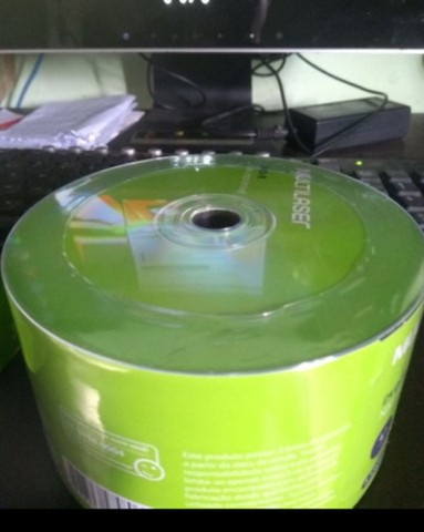 DVD com windows já proto pra formatar - Foto 2