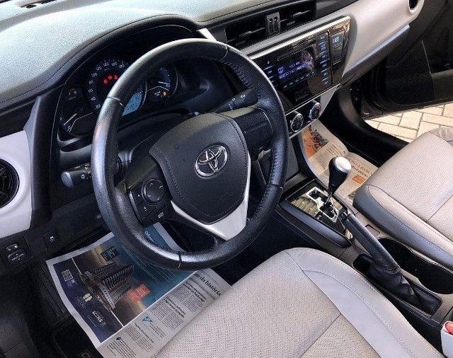 Corolla Gli Upper 2018 Motor 1.8 Automático - Foto 7