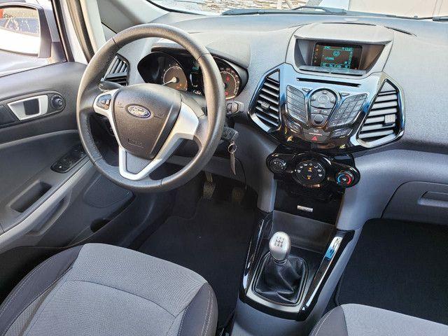 Ford Ecosport 1.6 Freestyle , 35.000km apenas , impecavel - Foto 10