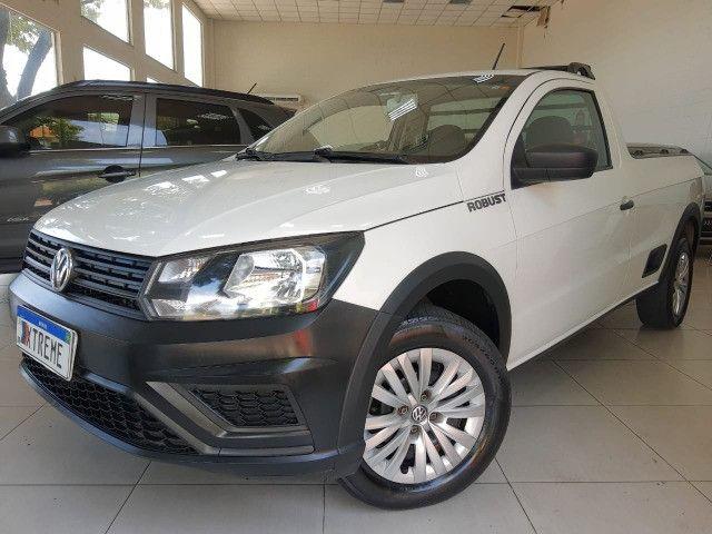VW Volkswagen Saveiro Robust CS 1.6 8v Flex 2020