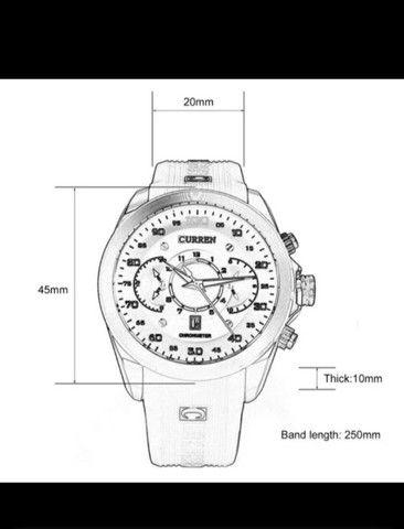 Relógio original curren  - Foto 6