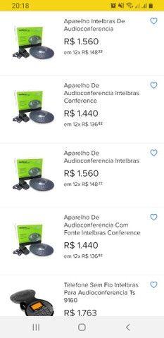 Audio conferencia intelbras - Foto 4