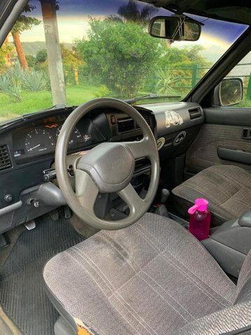 Toyota Hilux 4cd sr5 Diesel 2000 2.8 4x4 (cabine dupla) - Foto 5