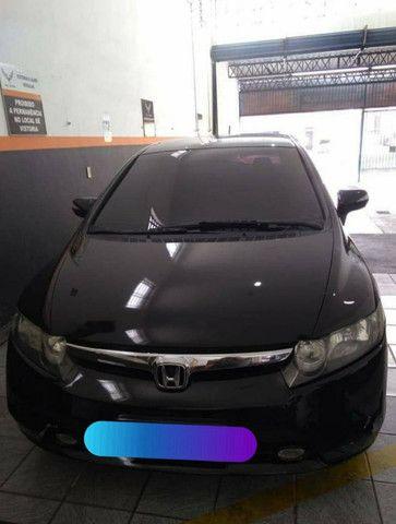 Honda / Civic sedan exs 1.8 flex. 16v aut. 4p 2008