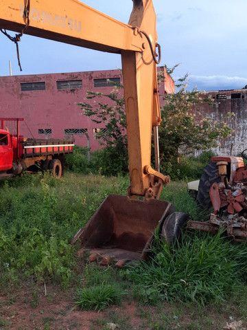 Pa carregadeira e escavadeira - Foto 3
