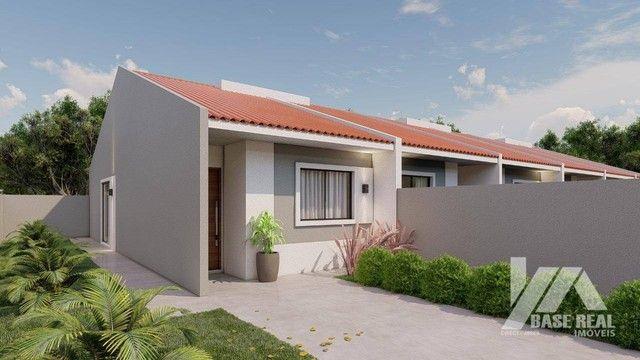 Casa com 2 dormitórios à venda, 50 m² - Boa Vista - Ponta Grossa/PR