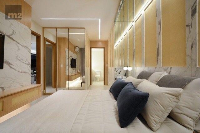 Apartamento à venda com 2 dormitórios em Setor bueno, Goiânia cod:M22AP1176 - Foto 18