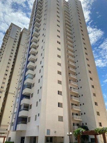 Apartamento com 3 quartos, churrasqueira e andar alto próximo ao Pantanal Shopping
