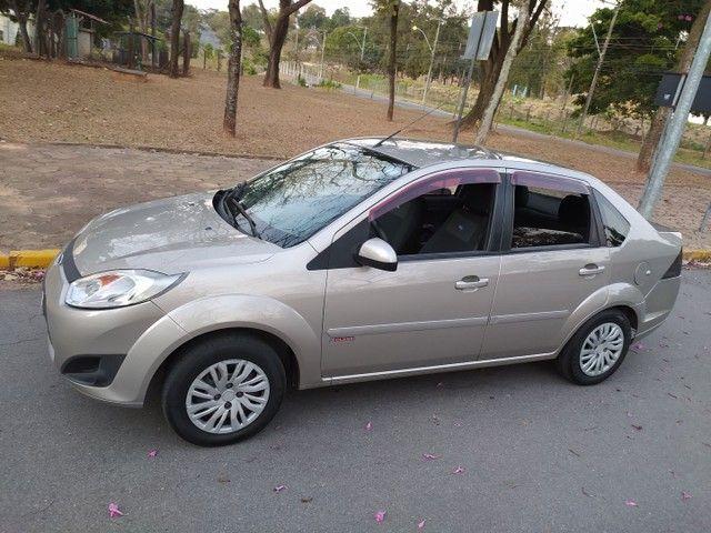 Oportunidade, R$ 2500 abaixo da tabela para vender rápido,  Fiesta sedan 1.6 Flex completo - Foto 3
