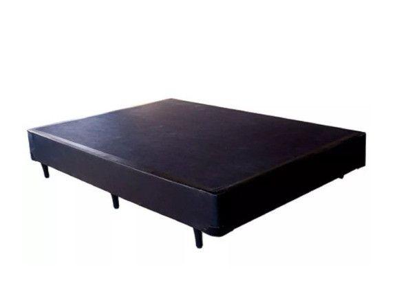 Base Box Casal 138x188x28