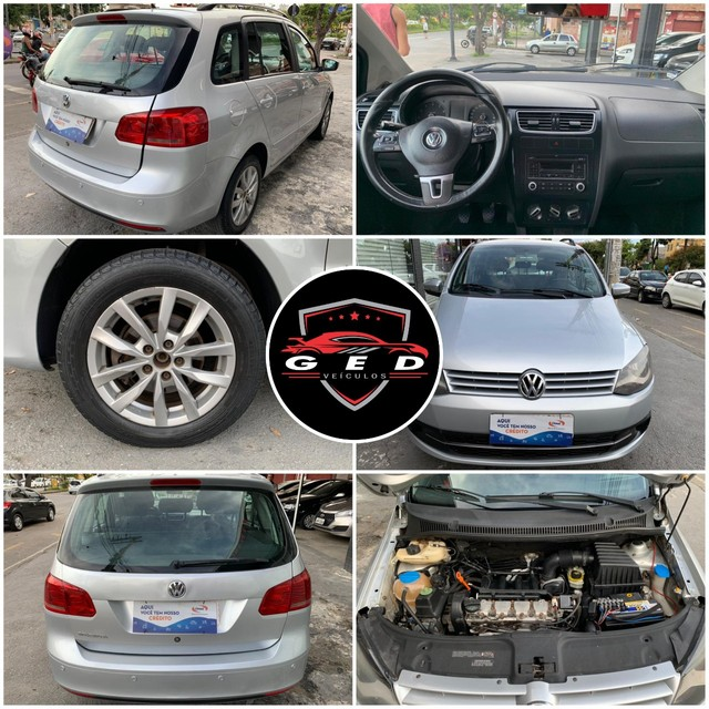 Volkswagen SpaceFox 1.6 8V Trend (Flex) - Foto 2