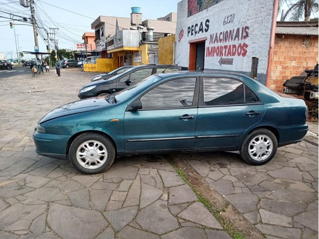 Sucata Peças Fiat Marea sx 1.8 e 2.0 tudo em peças top - Foto 4