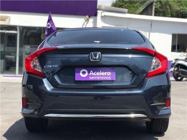 Honda Civic 2020 2.0 16v flexone ex 4p cvt - Foto 6