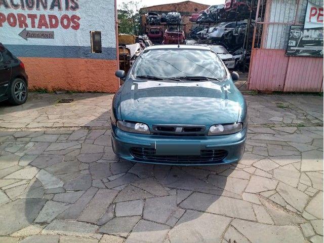 Sucata Peças Fiat Marea sx 1.8 e 2.0 tudo em peças top - Foto 5