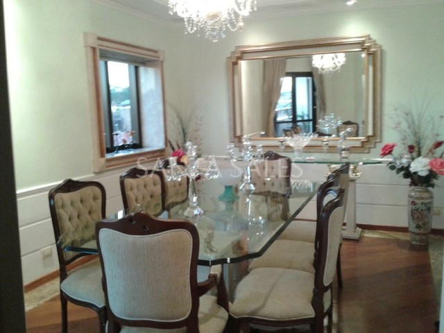 Belíssimo apartamento mobiliado para locação - 4 dormitórios - Saúde - Foto 3