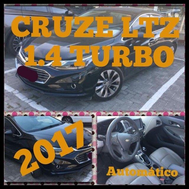 Cruze LTZ 1.4 Turbo 16/17. Robson *