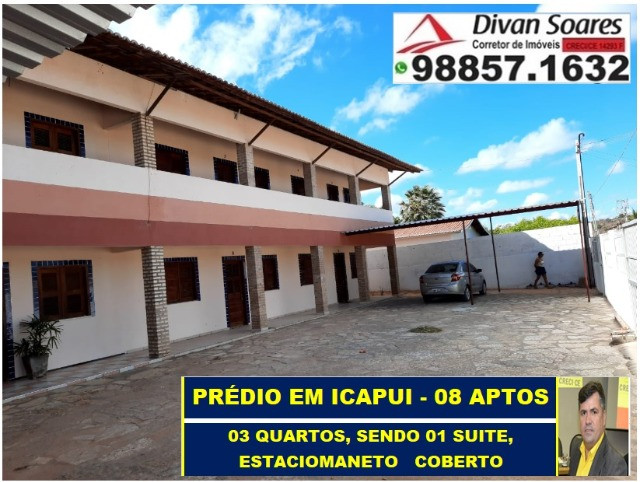Vendo Prédio c/ 8 apartamentos, todos Alugados em Icapui  - Foto 5