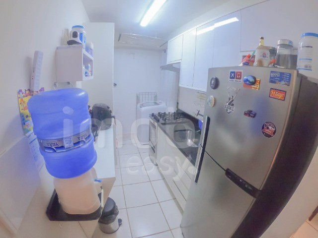 Apartamento com 2 Quartos, Condominio Conquista Aleixo - 960 - Foto 7
