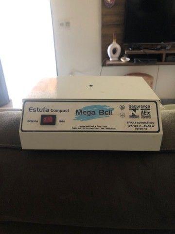 Estufa esterilizadora Mega Bell