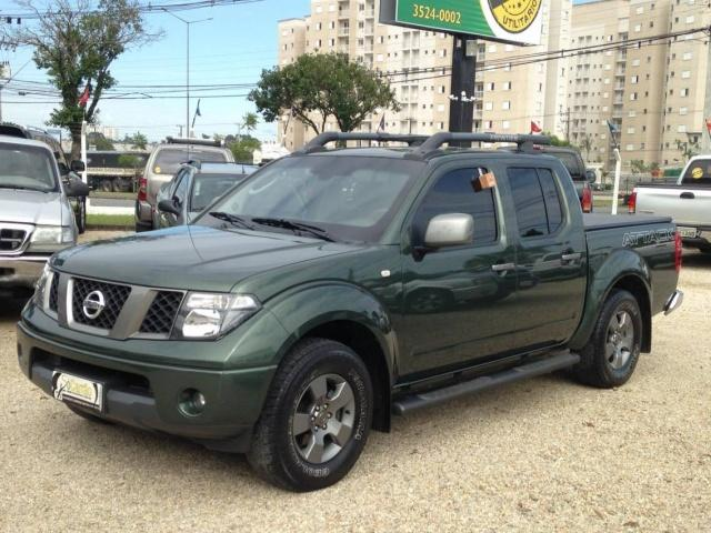 NISSAN FRONTIER LE ATTACK CD 4X4 2.5 DIESEL