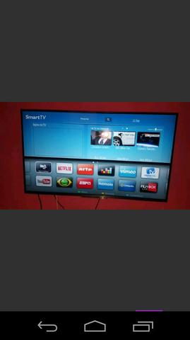 Smart Tv Phillips 46 Led 3D FullHD Ultra Fina