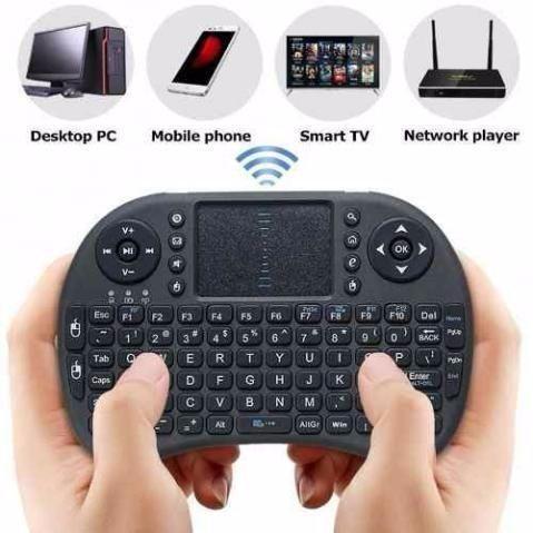 Mini Teclado Wireless Keyboard Mouse Smart Tv Lg/ B entrega gratis
