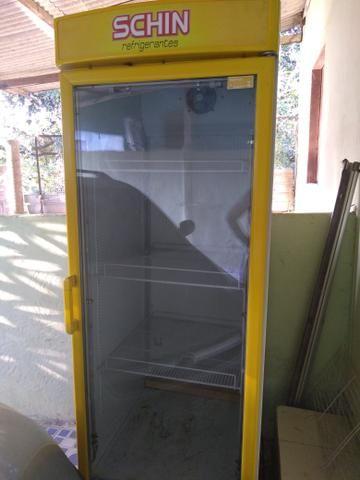 Freezer expositor 1 porta